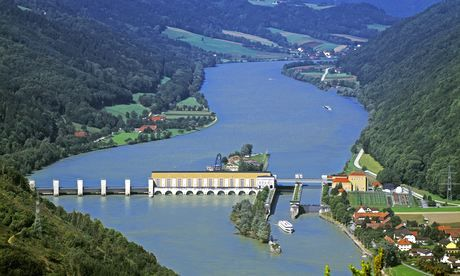 Europe could meet 80% of its energy needs from renewables such as hydropower by 2050 at the same cost. Photograph: Walter Geiersperger/Corbi...