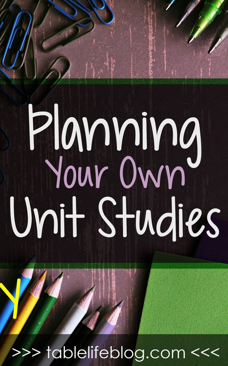 Looking to explore a new topic with your kids or dive deeper into an area of interest? A homeschool unit study may be exactly what you need!