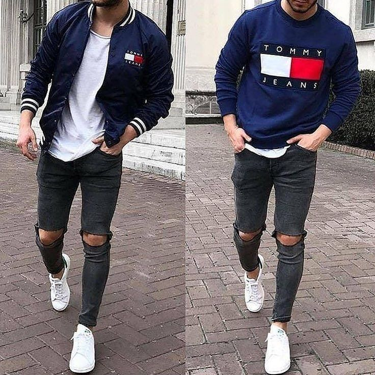 Left or right? Follow @mensfashion_guide for more! By @cvarol #mensfashion_guide #mensguides