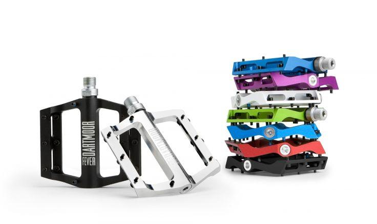 Dartmoor Fever V.2 pedały platformowe BMX/Freeride/MTB zielone (2014) - 274.90 zł / Rower.com.pl - największy rowerowy sklep i serwis rowerowy, Ruda Śląska, rowery