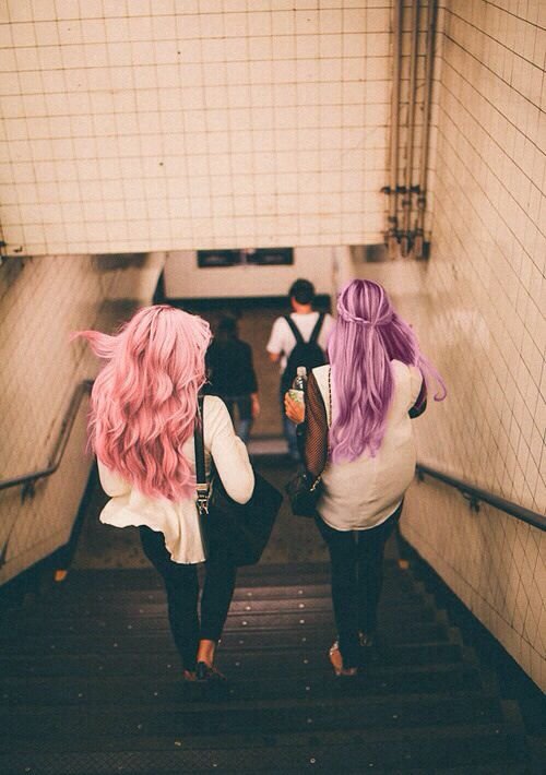 Why Don T Humans Have Natural Purple Or Green Hair
