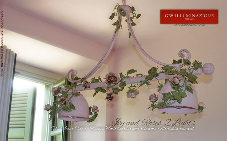 www.wroughtiron-italy.com wp-content uploads 2014 01 Ivy-and-Roses-2-Lights.jpg
