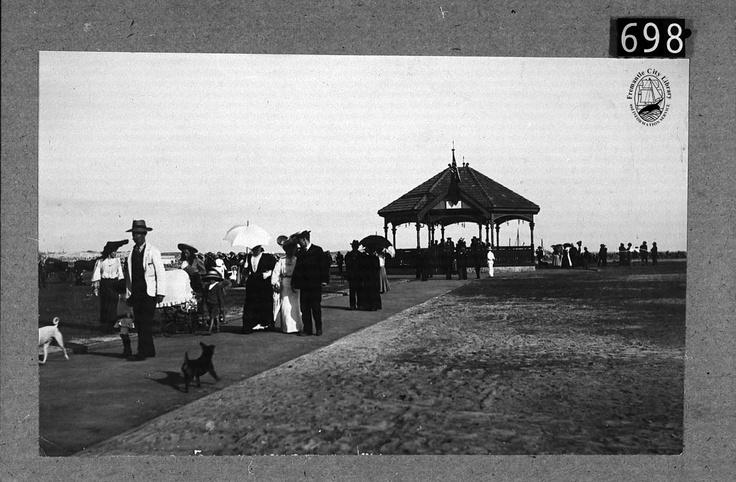 Fremantle Esplanade 1906