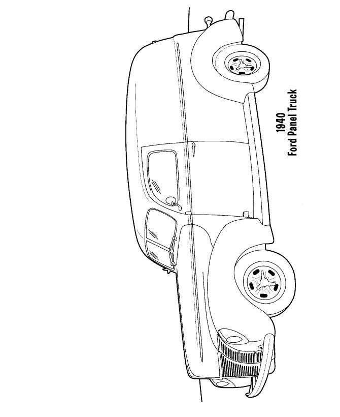 Ford D Series Schaltplang