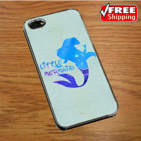 Ariel Quote Little Mermaid Disney IPHONE 4 | 4S COVER CASE