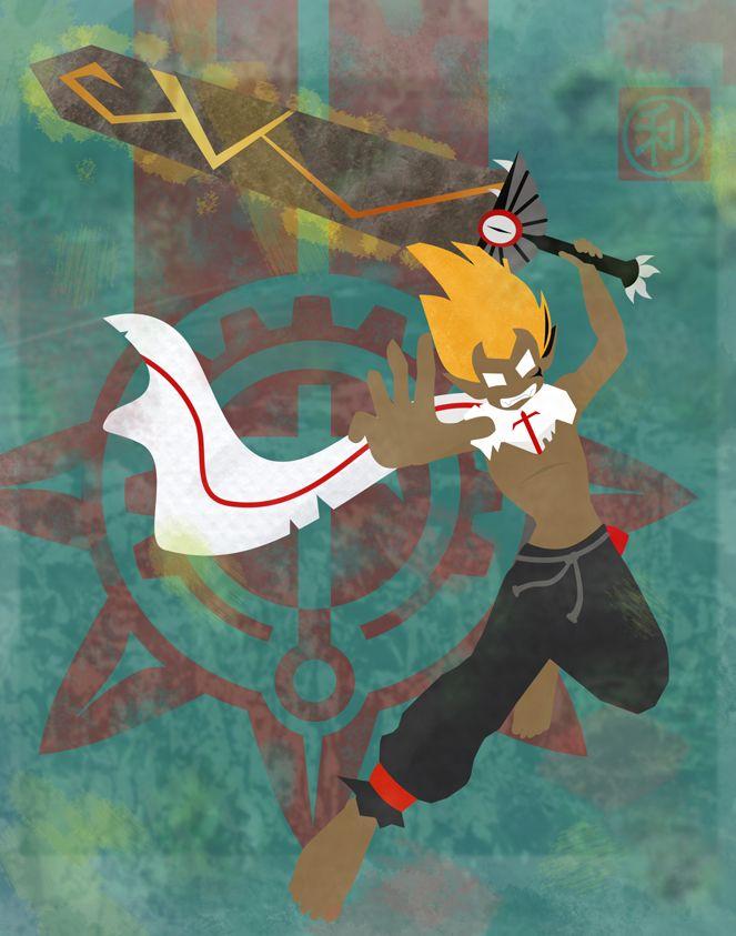 Wakfu est une série télévisée d'animation française en 55 épisodes de 22 minutes produite par Ankama et France Télévisions, adaptée du jeu vidéo Wakfu.