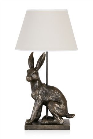 Hare Table Lamp Next £50