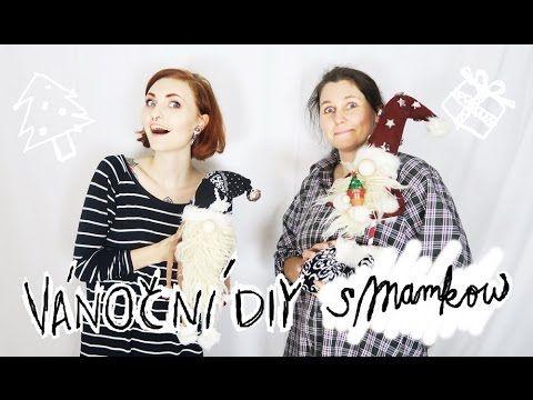 Veselé Vánoční DIY s mamkou | Skřítek, který nosí Dárky | Ester Starling