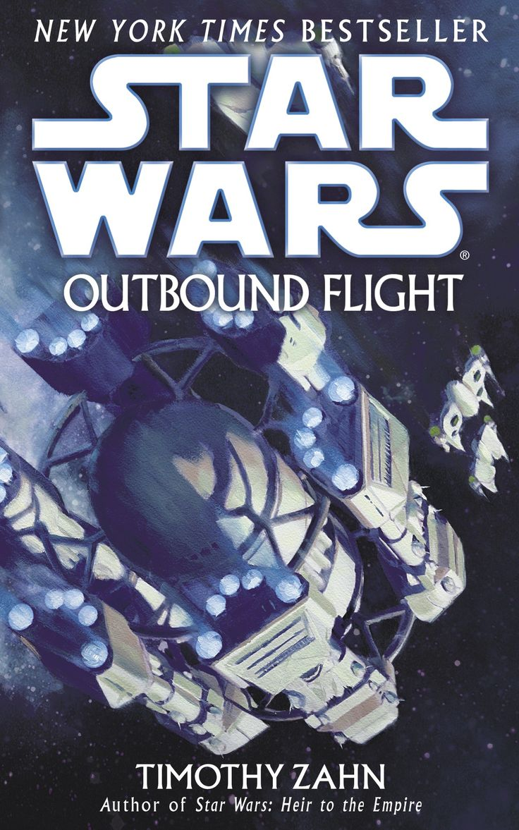 OutboundFlight is a great book. I loved reading about Thrawn's back story.
