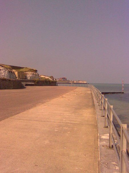 My home Town Westgate on sea Margate Kent