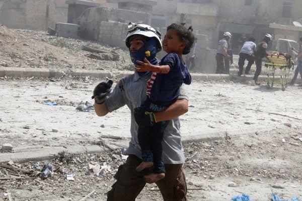 Suriye - Savaş ve çocuk