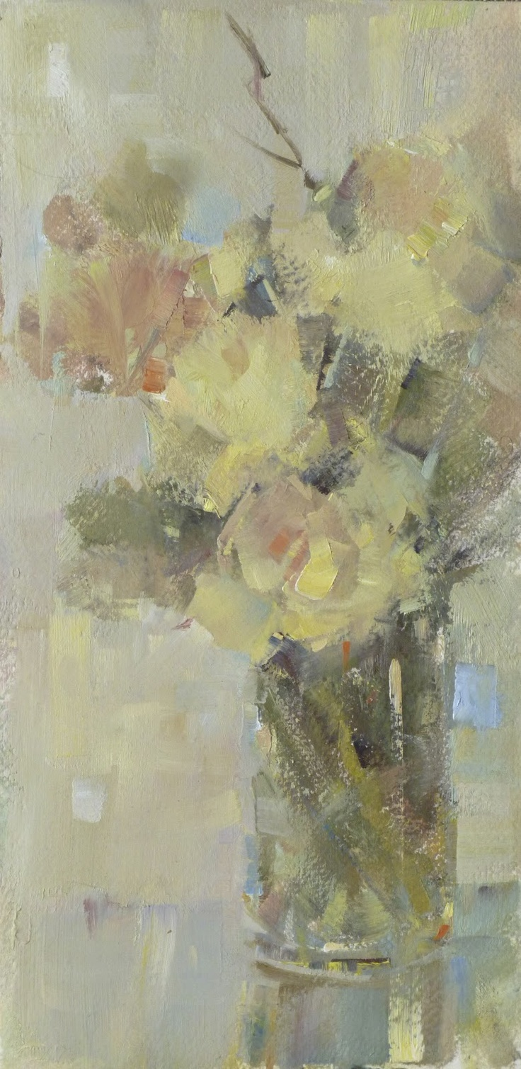 Nancy Franke, Musings on Painting