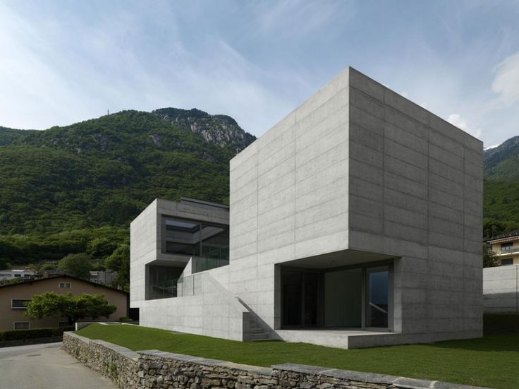 180 best images about concrete block homes on pinterest for Best modern residential architects