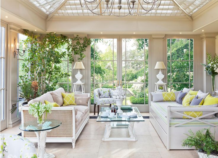 Interior Conservatory Furniture
