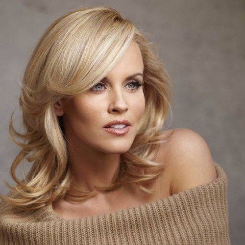 "Jenny McCarthy - she has come a long way and shows us that women need not be pigeonholed. From Playboy centerfold to author and co-host on The View...and now a Sirius XM host, she's really accomplished a lot. I admire her for her dedication to her son's health. Agree or not, she is really an advocate for taking responsibility for one's own health and ""clean"" eating and medicating. #barclar"