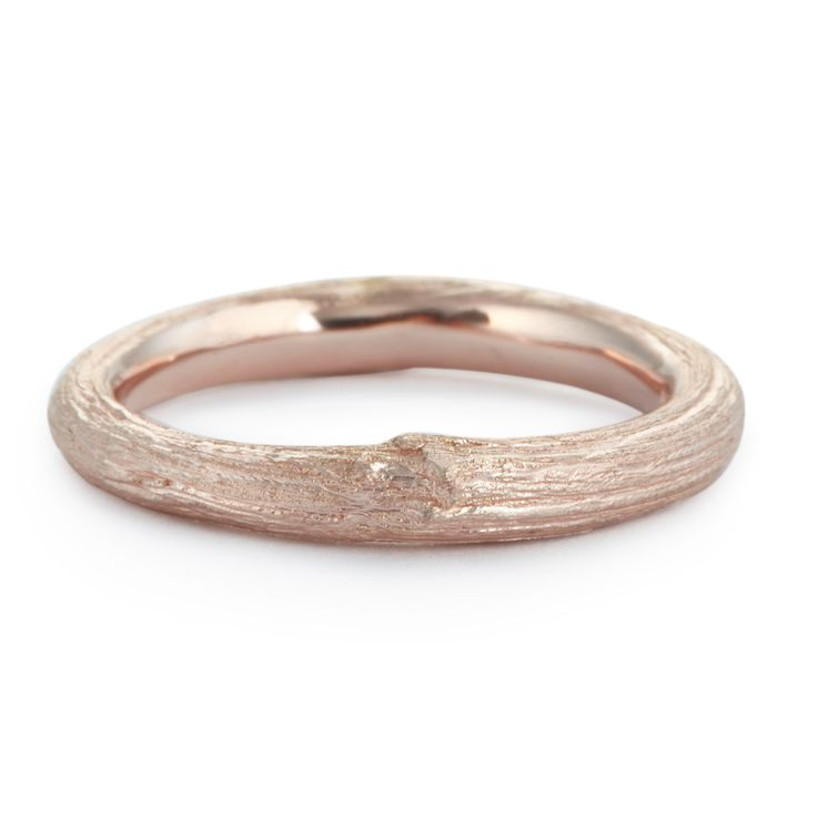 'Savage Beauty' Rose Gold Ring