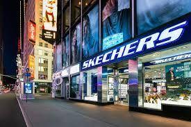 I've been in this Skecher store