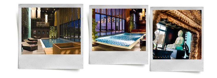 Hilton, Hotel, Evian les Bains Parenthèse Ayurvédique