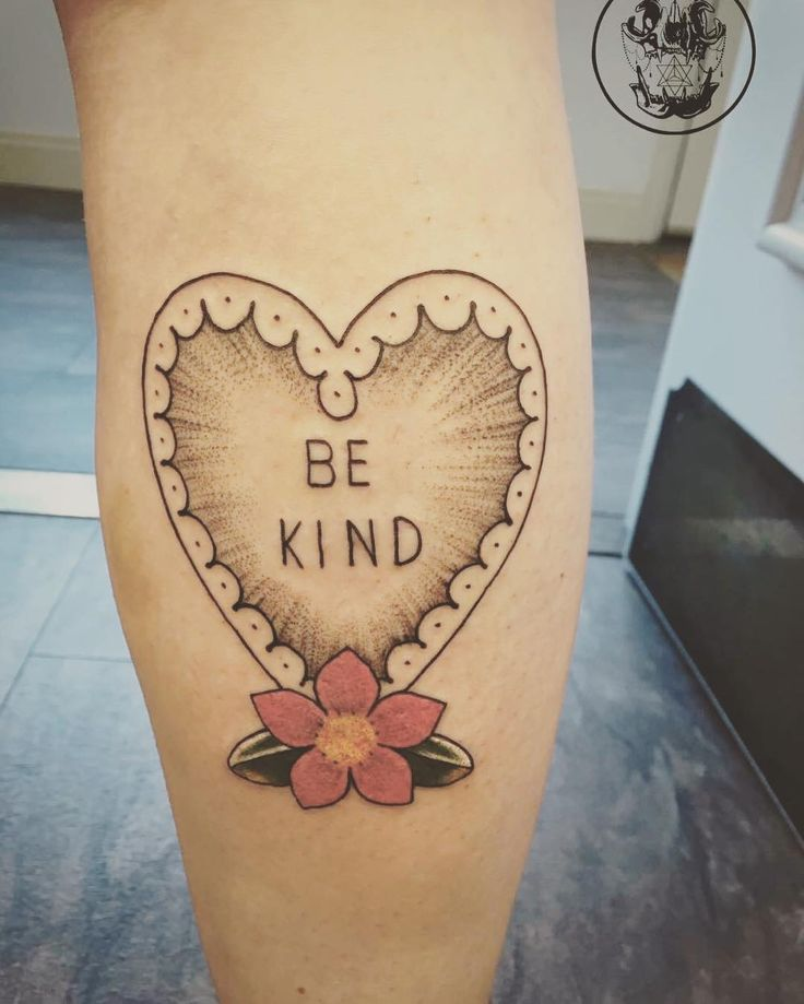 Self love is really hard. When it gets tough, it helps to have a little reminder of why you're staying positive and working on self-acceptance – which is where gorgeous tattoos inspired by self-care come in.  Here's some inspiration.
