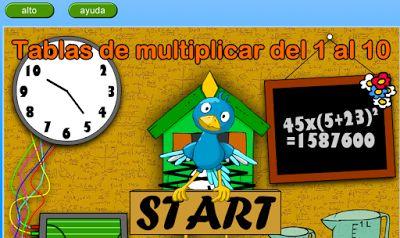 El Mejor Recurso para Aprenderse las Tablas de Multiplicar