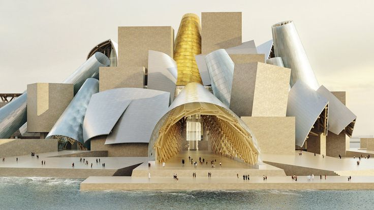 As plans for the Guggenheim Abu Dhabi go forth, those involved are hoping to speak to the art history of many nations.