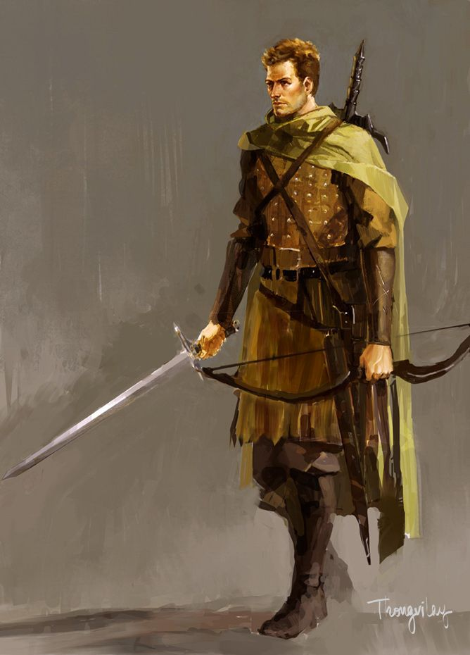 ranger by sedone on deviantart gaming characters