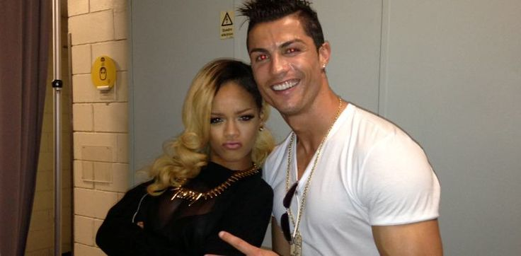 Rihanna, la hincha favorita del Mundial Brasil 2014 (+Galería)