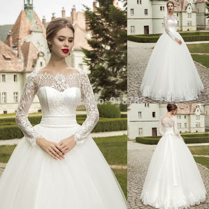 Vestido De Noiva 2015 Sexy White Wedding Lace Dress ...