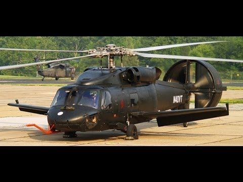 SUPER FAST Piasecki X 49A Helicopter for US Military - YouTube