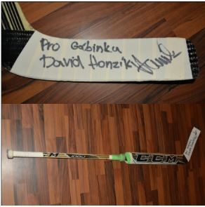 Hokejová aukce |