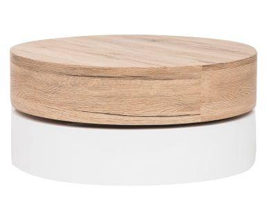"""Konferenční stolek """"Seven"""", Ø 80, výš. 33 cm"""