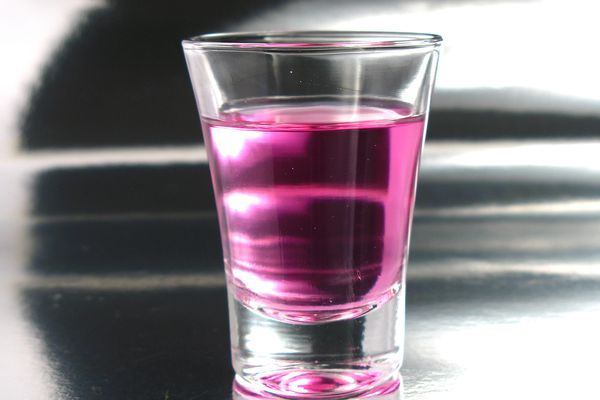 Purple Hooter Shot Drink - Popular Vodka Shooters