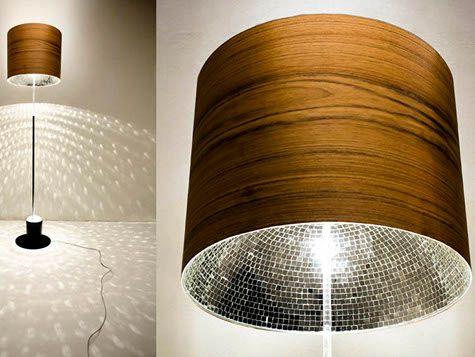 ...disco ball lamp... <3