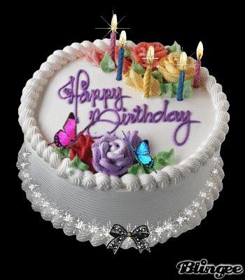 Happy Birthday Malik Cake Bdy Glittr Cake Picture