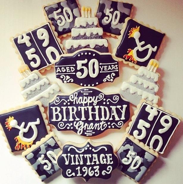 Best 25+ 50th Birthday Cupcakes Ideas On Pinterest