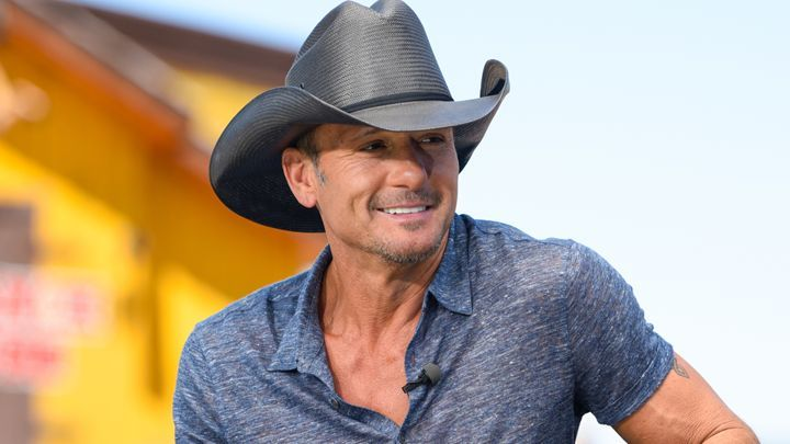 Tim McGraw to Star in New Crime Drama TV Series 'Robbers ...