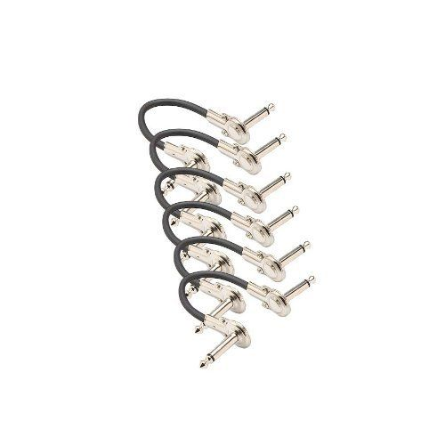 Hosa IRG-600.5 Guitar Patch Cables 6'-Inch - 6 Pack by Hosa. $16.30. Hosa Guitar Patch Cables 6'-Inch - 6 Pack