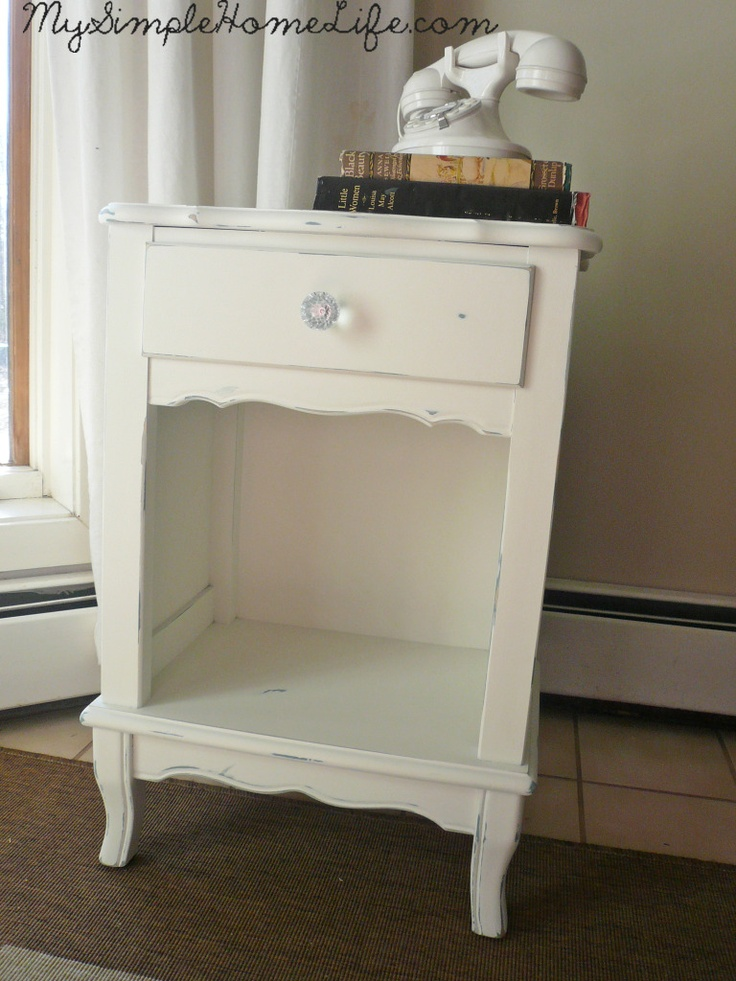 images about painted furniture accents on