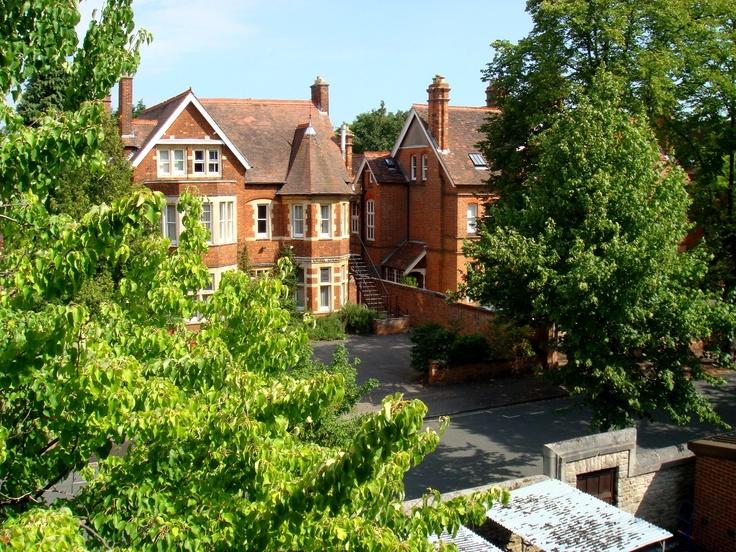 in Oxford, UK
