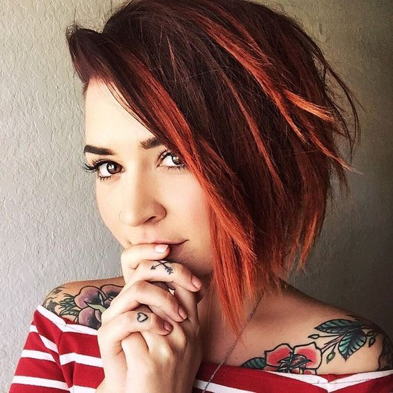 25 best ideas about Short Red Hair on Pinterest