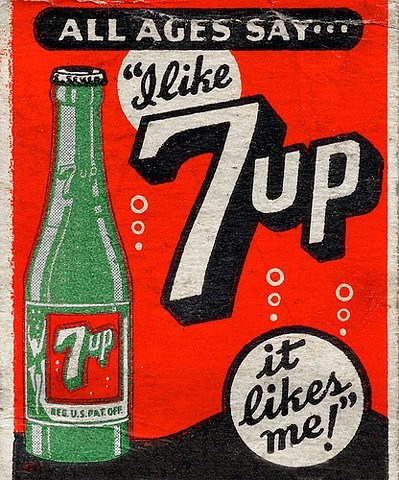 7-up - I only liked it when I was sick. :(