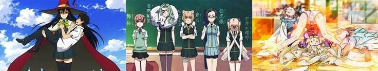 Animes-Mangas-DDL | Witch Craft Works VOSTFR BLURAY
