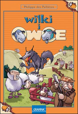 Wilki i Owce Szalone owce dla całej rodziny