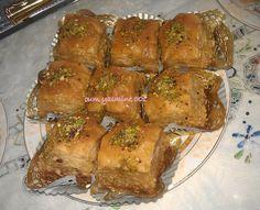 Baklawa (pâte filou maison)