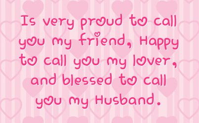 love my husband quotes friend happy to call you my