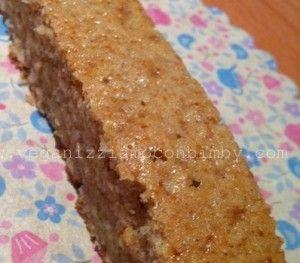 Pan di Spagna Vegan con Bimby