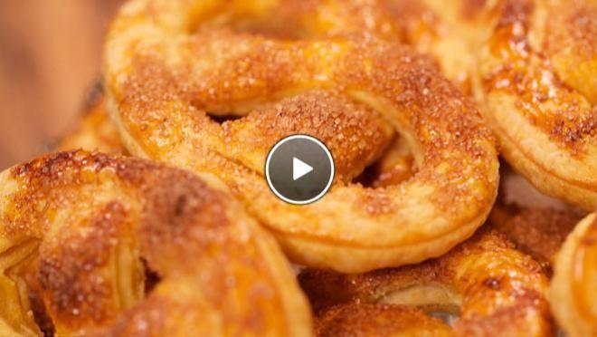 Makkelijke krakelingen - Rudolph's Bakery | 24Kitchen