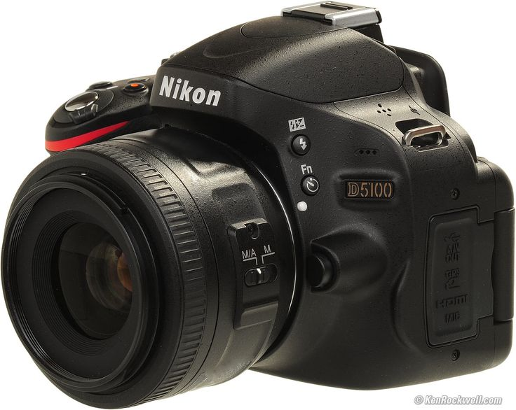 Nikon D5100... My small buddy...