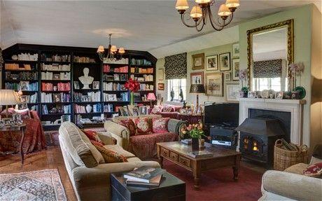 For sale: Bond girl Fiona Fullerton's Gloucestershire vicarage - Telegraph