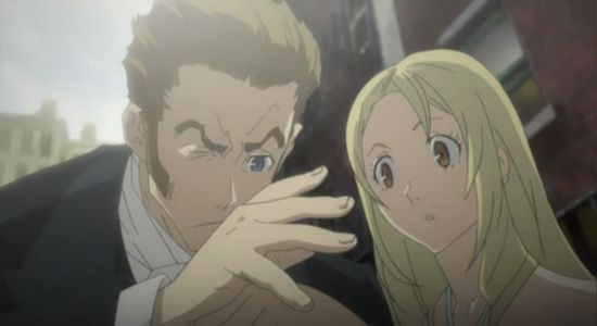 The heart and soul of Baccano